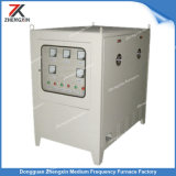 horno fusorio de la inducción 100kgs para el cobre/el hierro/el aluminio