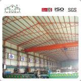 Estructura de acero de bajo coste de almacén, taller de fábrica, el acero