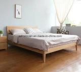 Кровати твердой деревянной кровати самомоднейшие двойные (M-X2335)