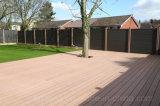 Pavimentazione di legno esterna di uso WPC di Outerior di Decking del PE di vendita calda