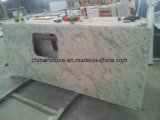 China Royal Blanco Jade losa de granito para la encimera o