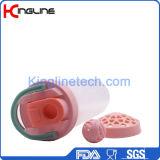 プラスチックふるい(KL-7093)が付いているカスタムカラー1000mlプラスチック蛋白質のシェーカーのびん