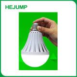9W CA LED recargable lámpara de emergencia especiales para fallo eléctrico