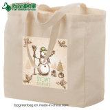 Kundenspezifische Eco freundliche starke Tote-BaumwollEinkaufstasche-mehrfachverwendbare Lebensmittelgeschäft-Beutel