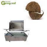 Escova nova verde do coco que lava a máquina automática da limpeza do suco 220V 60Hz da bebida do leite de coco para a fruta e verdura
