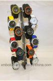 De acryl Tribune van de Vertoning van het Horloge voor reclame