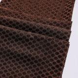 Новые много жаккард синеля цвета кофеего для ткани крышки подушки