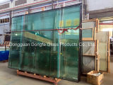 8-19mm Premium Apagar/Vidro Temperado Ultra para edifício alto/Fachada