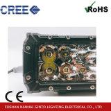 LEIDENE van de Schijnwerper van China 4X4 2row CREE IP68 Drijf Lichte Staaf voor Auto, Vrachtwagens (GT3332-160W)