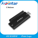La pantalla de 1080p del receptor de WiFi Mirascreen B4 Wireless HDMI Dongle 2,4 Media TV Stick