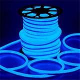 220V смены цветов оформление свадьбы RGBW LED Neon Flex веревки лампа