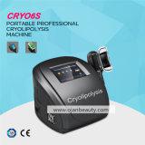 En el Salón de la Grasa Cryolipolysis popular la congelación de la máquina para remodelar su cuerpo