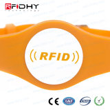 UHFの長い読書間隔RFID PVCリスト・ストラップ