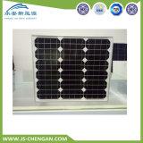 30W Monocrystalline PV 태양 전지판