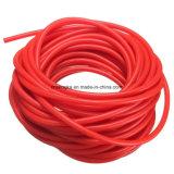 5x10mm tubo Tubo de látex de caucho del tubo de cuerda de la banda de la resistencia de Fitness