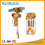 Подъем Rop провода рукоятки PA1000 1ton электрический для поднимаясь машин