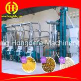 5ton 10ton schließen Lieferfrist-Mais-Getreidemühle-Maschine kurz