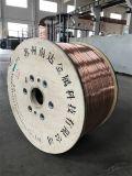 fil en aluminium plaqué de cuivre CCA-10A de 5.08mm
