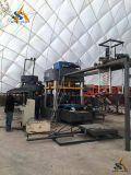 자동적인 대리석 테라조 기계를 만드는 세라믹 지붕 지면 도와