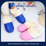 Los deslizadores materiales de la PU para la familia se dirigen con gusto los deslizadores