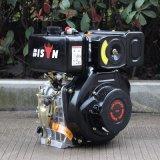 Motor Diesel refrigerado a ar vertical do eixo 10HP 178f do bisonte