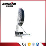 El sonido de elevación de la torre de aluminio&Audio Altavoz cercha
