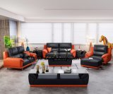 Sofà di cuoio di Uphostered della mobilia all'ingrosso del salone