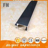 Profilo di alluminio personalizzato della maniglia per l'armadio da cucina