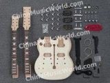 Набор электрической гитары Sg двойной шеи Pango левый (PSG-100K)