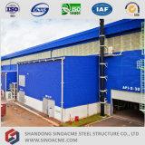 Sinoacme bajo coste de estructura de acero de gran altura el edificio del taller de China