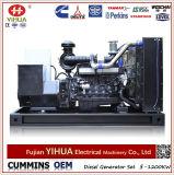 Gerador Diesel elétrico aberto da potência do motor de Shangchai (72.5-900kVA/58-720kW)