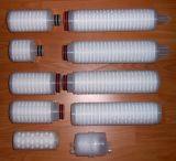 Filtro del cartucho de la membrana de la microfiltración del Pes de la eficacia alta