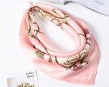 毛のためのデジタルによって印刷される絹のスカーフ
