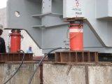 Cll-2006 200t sondern verantwortlicher sicherer Verschluss-hydraulischen Kolben Jack aus