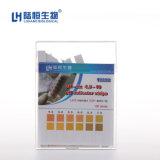 Hot Sale Lab 100 2 couleurs des bandes de papier test pH lh3103