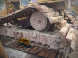Bouteur utilisé du tracteur à chenilles D6h à vendre des machines de construction