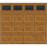 Porte solide résidentielle de garage de grès isolée par Intellicore de R-Valeur de série