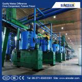精製所のための精製所のひまわり油のパーム油の生産設備