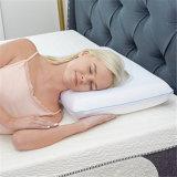 Transpirables desmenuzado almohada de espuma de memoria para el Hotel