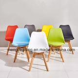 Modernos Muebles de Comedor silla de plástico con relleno
