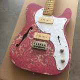 Best Quality Elec Guitar and Low At Customer' S Design