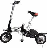 Да складные прогулки на велосипеде 2 Колеса скутера с электроприводом с питанием от батареи