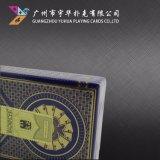 Projetar cartões de anúncio do cartão de jogo para a promoção