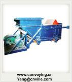 Máquina do alimentador da mineração para transportar o material