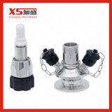 VSA Soltions Médica da válvula de amostragem asséptica de Aço Inoxidável