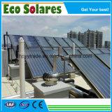 Collettore solare di titanio blu della lamina piana del rivestimento/riscaldatore di acqua solare per il progetto di fornitura dell'acqua calda
