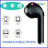 Il telefono senza fili mini Hbq I7 Earbud del trasduttore auricolare mette in mostra la cuffia avricolare di Airpods Bluetooth