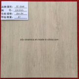 Azulejo rústico superficial de madera de la porcelana de la buena calidad del material de construcción