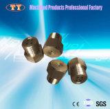 Les pièces d'usinage CNC à tête hexagonale du raccord de tuyau fileté en laiton