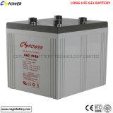 Батарея цикла солнечного аккумулятора глубокая для -Решетки солнечного 2V1500ah